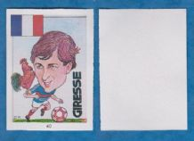 France Alain Giresse Bordeaux 40